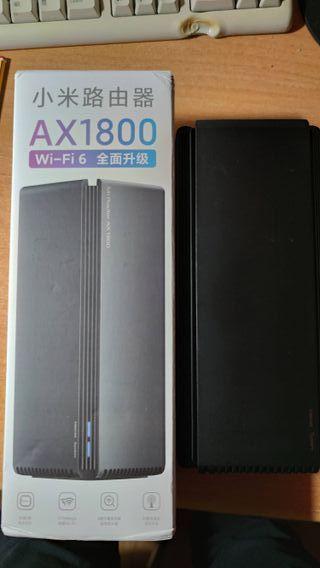 Xiaomi Mi Router AX1800 WiFi 6 2.4GHz/5GHz