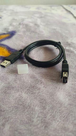 Cable USB macho/hembra nuevo