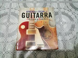 Libro Aprenda a tocar guitarra