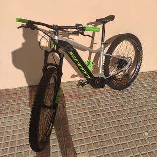 Bicicleta eléctrica scott Aspect Eride 30 ebike