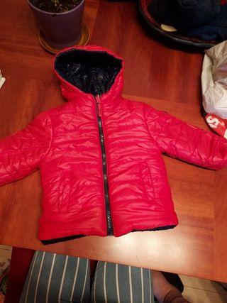 abrigo losan 9-12 meses