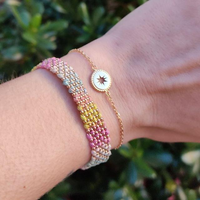 Bracelet multi color