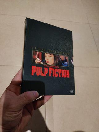 Pulp Fiction digipack dvd coleccionista