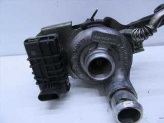 turbo Ford focus año 2008
