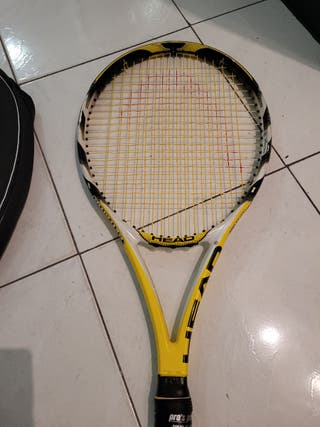 raqueta head extreme