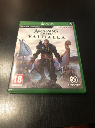 Assassins creed Valhalla Xbox