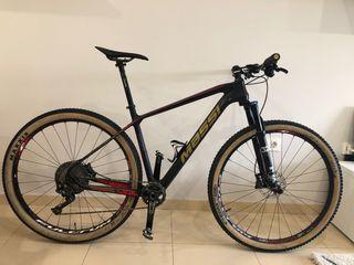 Bicicleta mtb Massi Pro 2017 (Talla L)