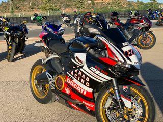 Ducati panigale 899, carenado NO LA MOTO