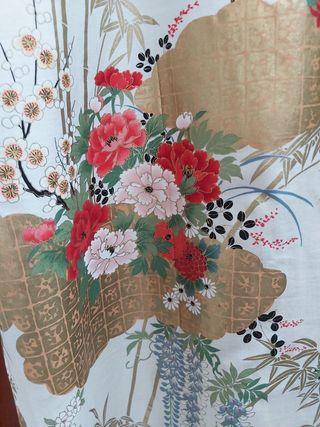 Kimono autentico japonés