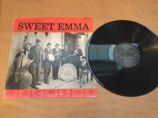 New Orleans' sweet Emma - jazz