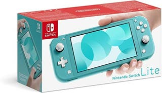 Nintendo switch lite Pokemon y accesorios
