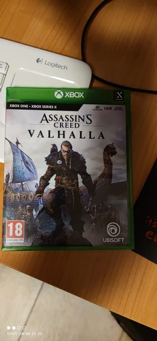 Assassins Creed Valhalla. XBOX