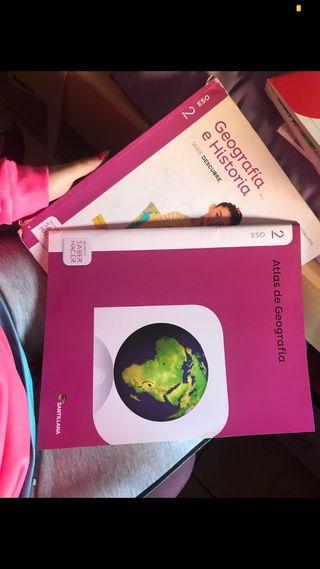 Libros 2 de la ESO