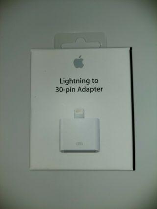 adaptador 30-pin apple