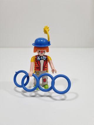Playmobil payaso serie 7