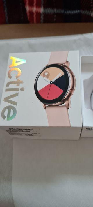 reloj inteligente Samsung watch active