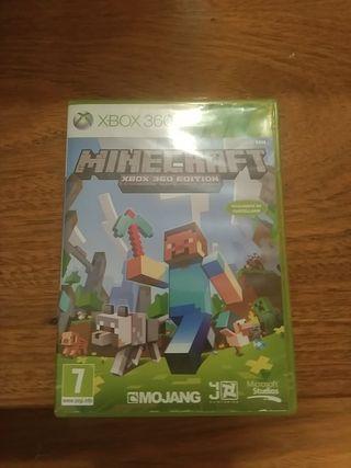 Juego Minecraft para Xbox 360