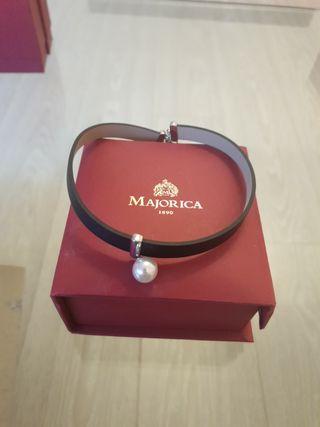 collar majorica