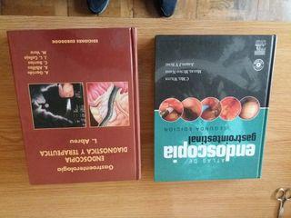 Libros de Medicina.