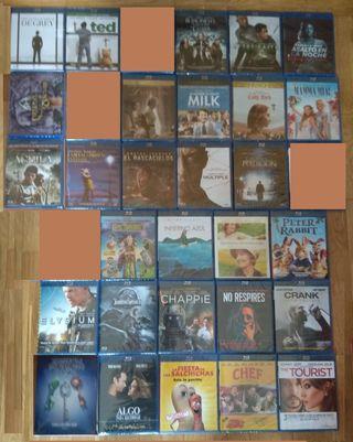 Peliculas en Blu ray. Precintadas