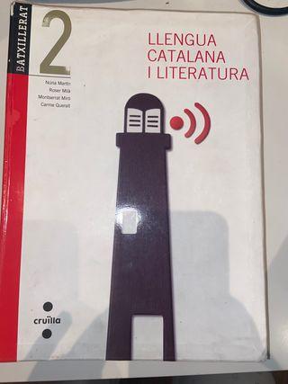 Llengua catalana i literatura 2n Batx