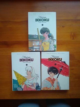 Maison Ikkoku - 1, 2, 3