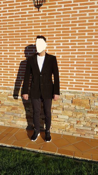 Chaqueta Hombre de Vestir De Pana