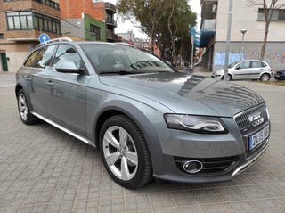 Audi A4 Allroad 2.0 TFSI 211 Stronic 2011