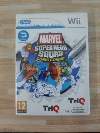 MARVEL. Super Hero Squad, Comic Combat. Wii