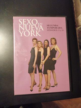Sexo en Nueva York.