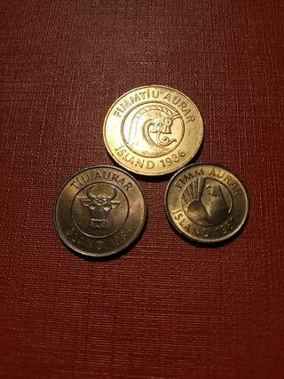 Monedas Islandia SC