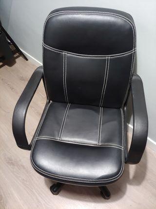 silla despacho ordenador