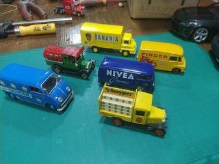 lote furgonetas publicidad