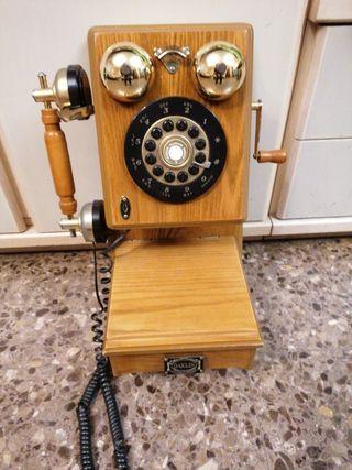 teléfono imitación antiguo