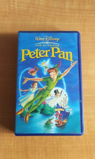 VHS Peter Pan