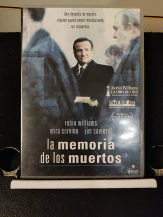 La Memoria de los Muertos. DVD. Película.