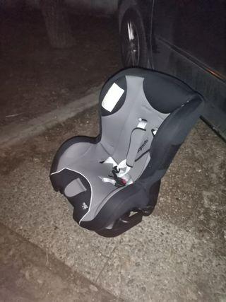 sillita para bebés coche
