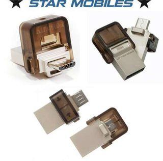 -- 64GB USB 2.0 OTG MICRO USB MEMORIA FLASH