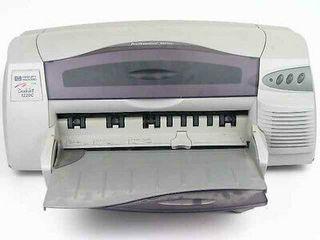 HP Deskjet 1220c Printer series