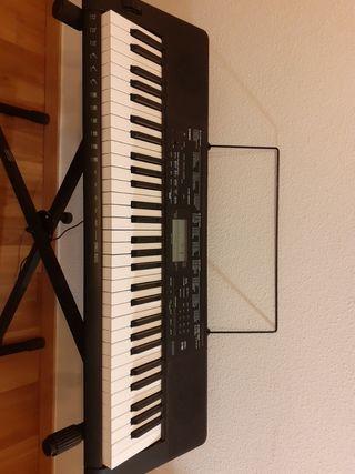 TECLADO PIANO CASIO CTK-3500 + SOPORTE
