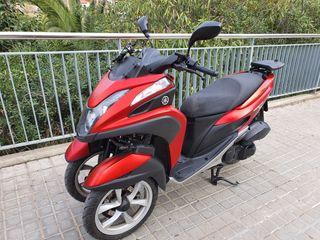 Moto Yamaha Tricity 125cc