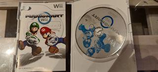 Juego MARIO KART Wii