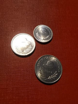 Monedas Nicaragua 1987 SC