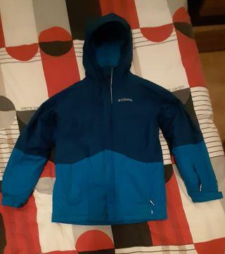 abrigo columbia niño/a
