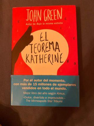 Libro teorema de Katherine