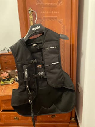 Chaleco airbag held air vest