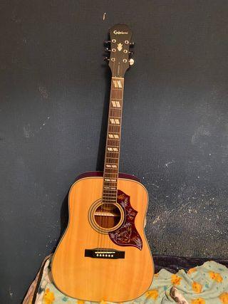 Guitarra acústica,instrumentos musicales