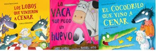 Pack libros infantiles