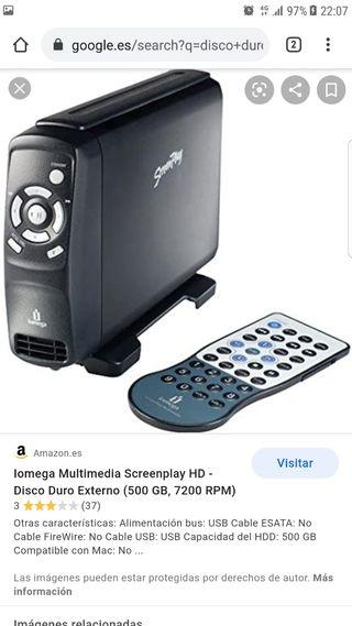multimedia disco