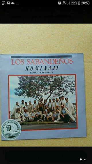 LP Los Sabandeños